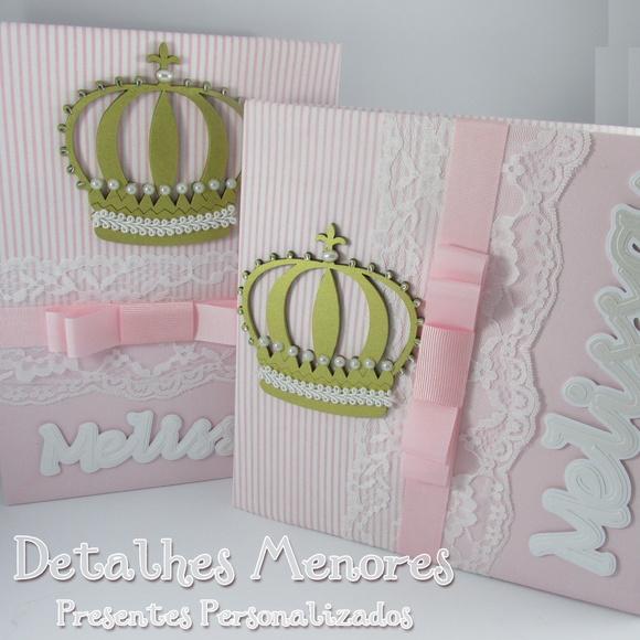 Lbum beb lbum fotos princesa detalhes menores - Album de fotos personalizado ...