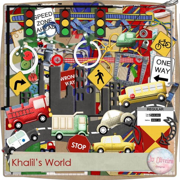 Khalil's World