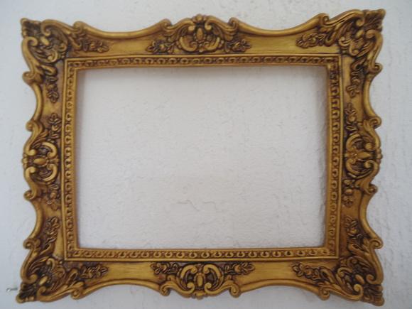 porta retrato retangular ouro velho no elo7 fuxicando arte em tecido 424e27. Black Bedroom Furniture Sets. Home Design Ideas