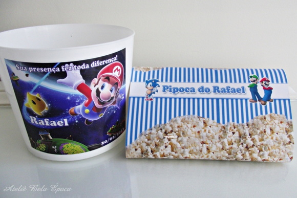 kit cinema- Mario Bross