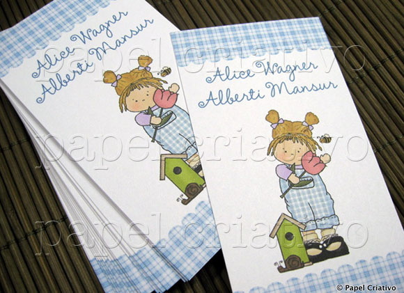 Calling Cards Kids- Luisa