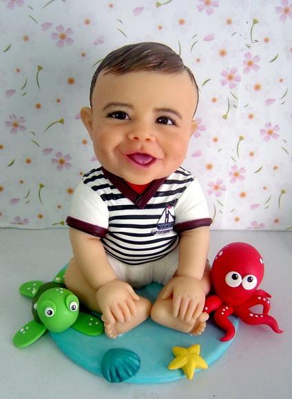 Pullover para bebe de 1 ano elo7 for Jardineira bebe 1 ano