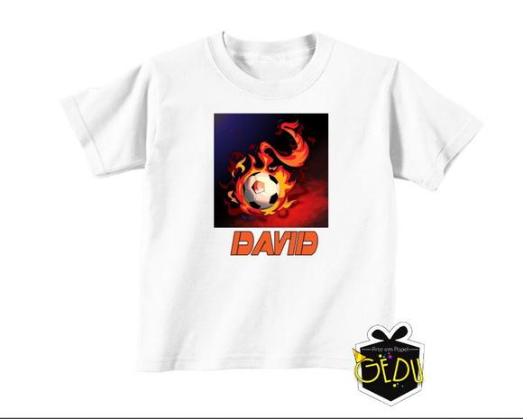 Camiseta Personalizada Futebol  3a3cbe8054870