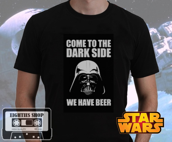 Camiseta Star Wars Darkside Darth Vader