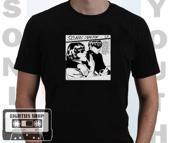 Camiseta Sonic Youth Goo