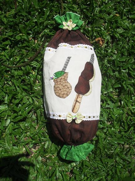 Artesanato Lider Sao Paulo ~ Puxa saco com tema gaúcho Dany Arte Crist u00e3 Elo7