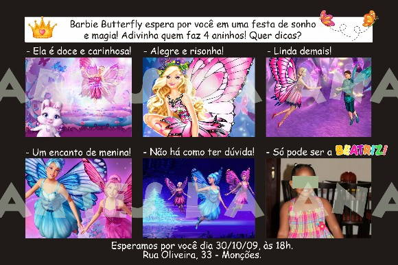 Barbie Butterfly