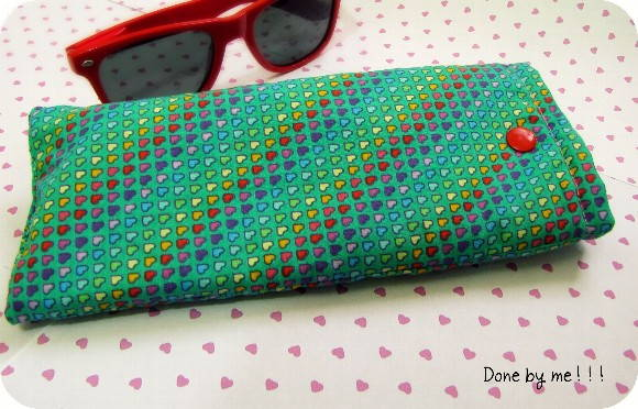 Porta culos cora es no elo7 done by me 84da8 for Porta oculos