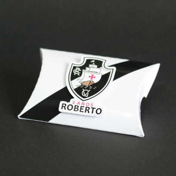 Almofada Vasco   Elo7 b853b87627