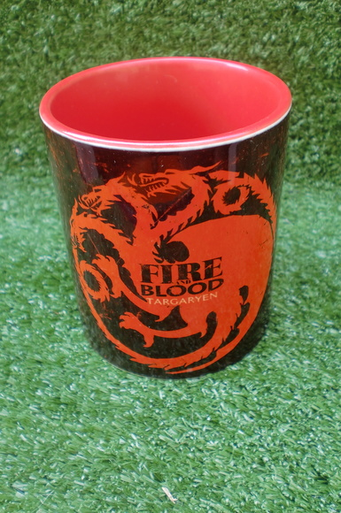 Caneca Fire Blood