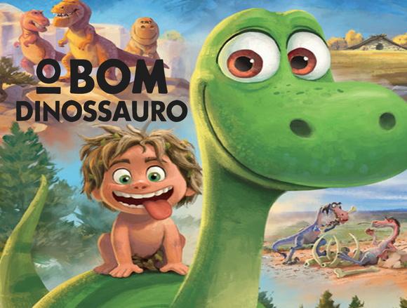 Produtos Personalizados O Bom Dinossauro
