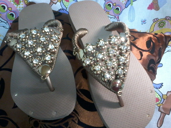 Havaiana Top Rose Gold
