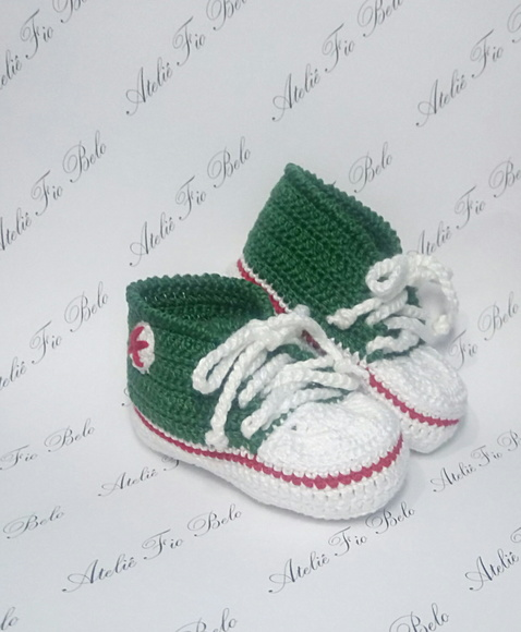 Tênis All Star Baby Verde