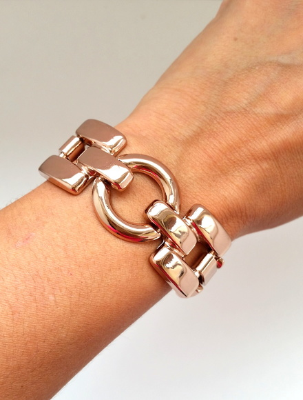 PULSEIRA METAL ROSE GOLD