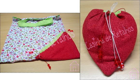 ecobag strawberry