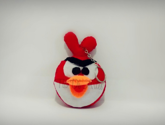 Chaveiro Red - Angry Birds