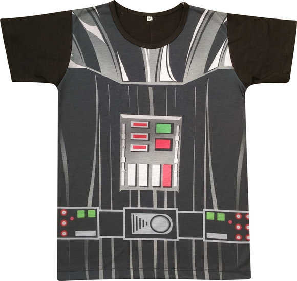 Camiseta Adulto Darth Vader (Star Wars)