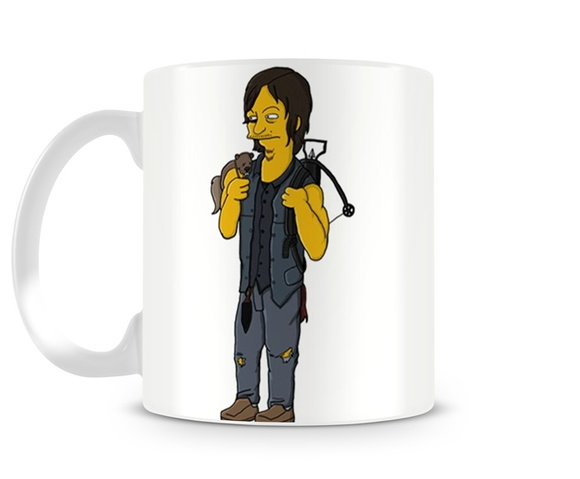 Caneca The Walking Dead - Daryl I