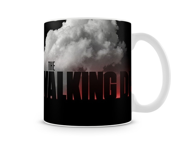 Caneca The Walking Dead - Red