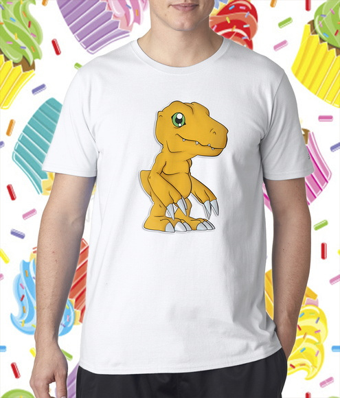 Camiseta - Agumon