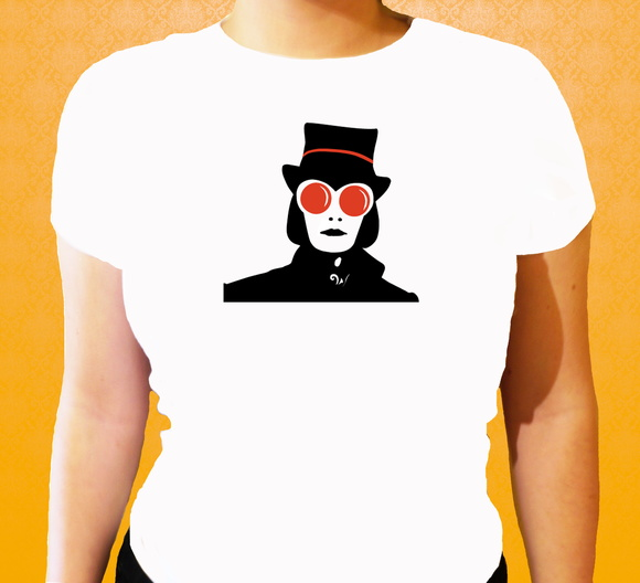 Camiseta - Willy Wonka - M/F
