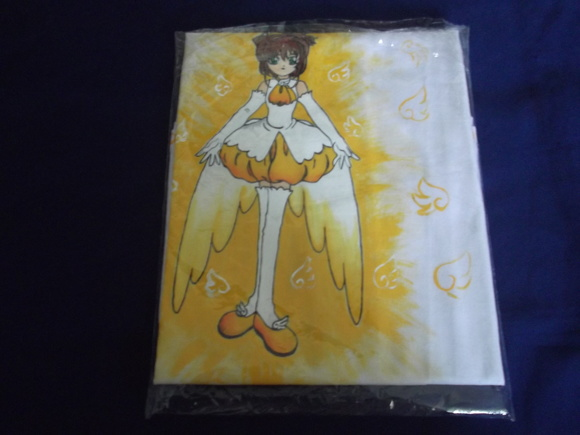 Camiseta Sakura Card Captors
