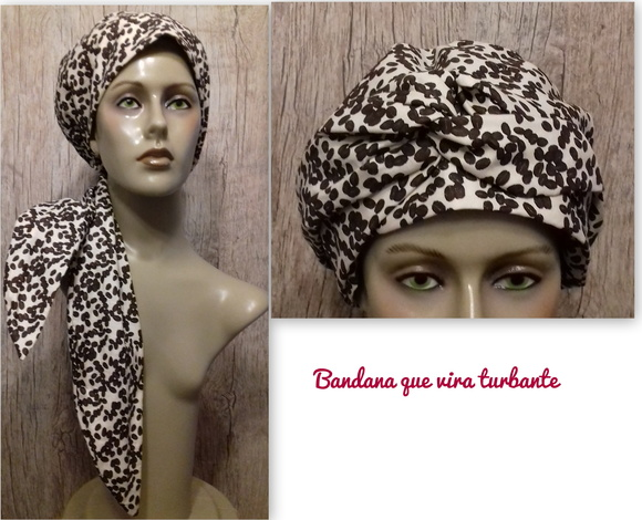 Bandana Turbante