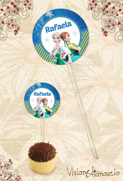 Topper Frozen Fever - 00319