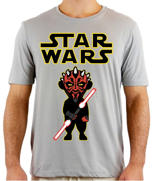 Camiseta Star Wars Darth Maul