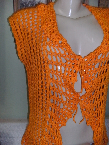 Bolero Crochet Bella - MT4278