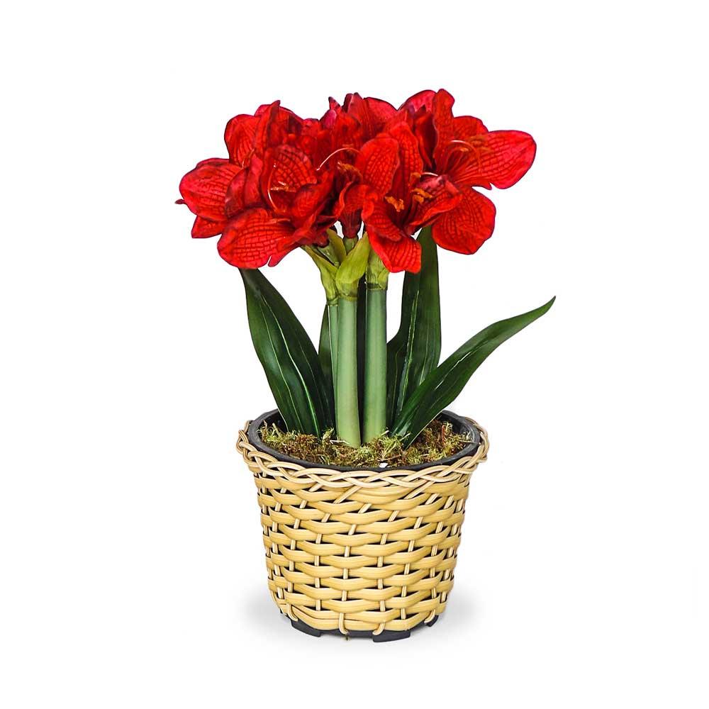 Arranjo De Flores Artificiais Para Parede Elo7