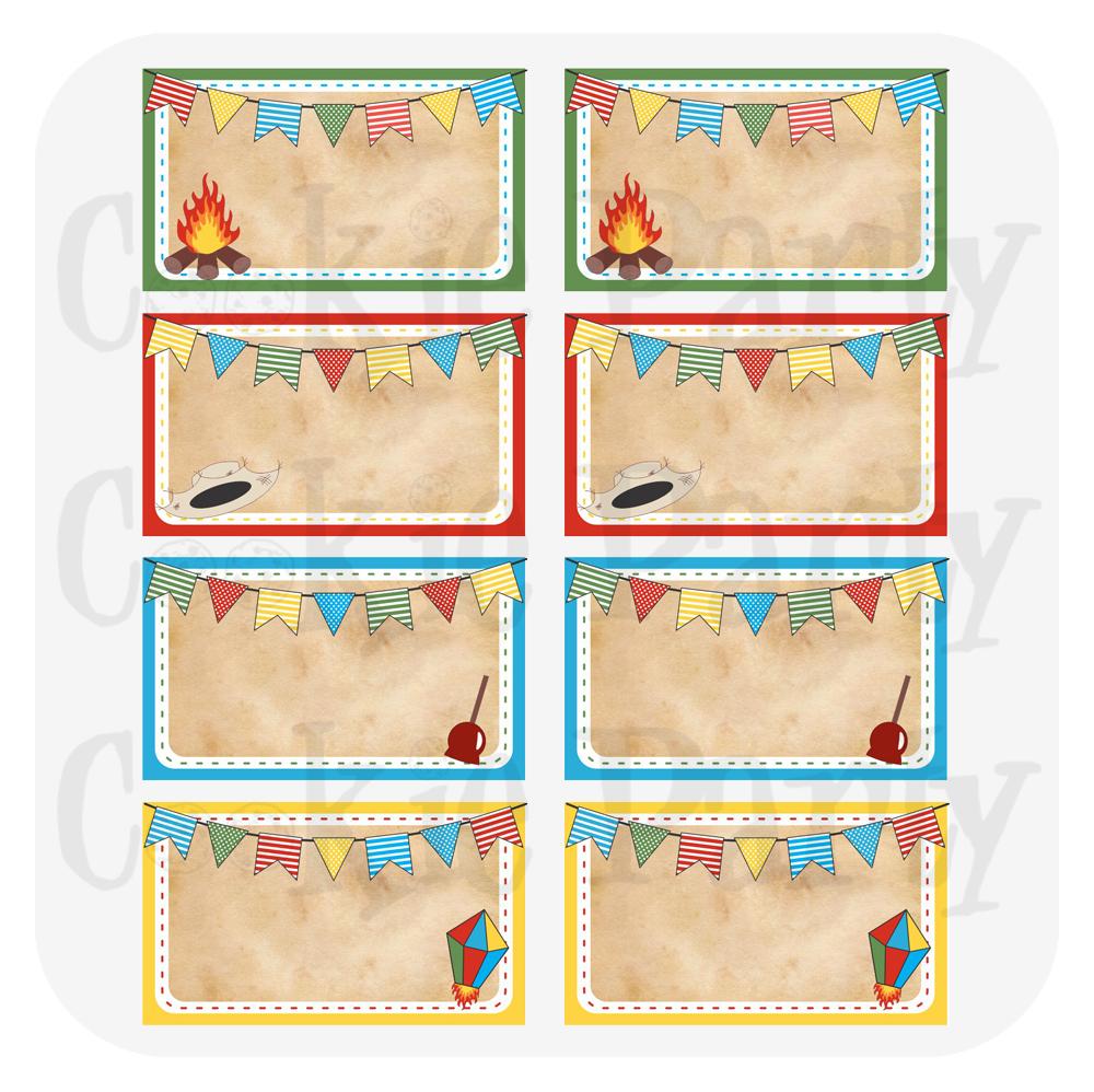 Plaquinhas Festa Junina Pdf No Elo7 Cookie Party 53bef1