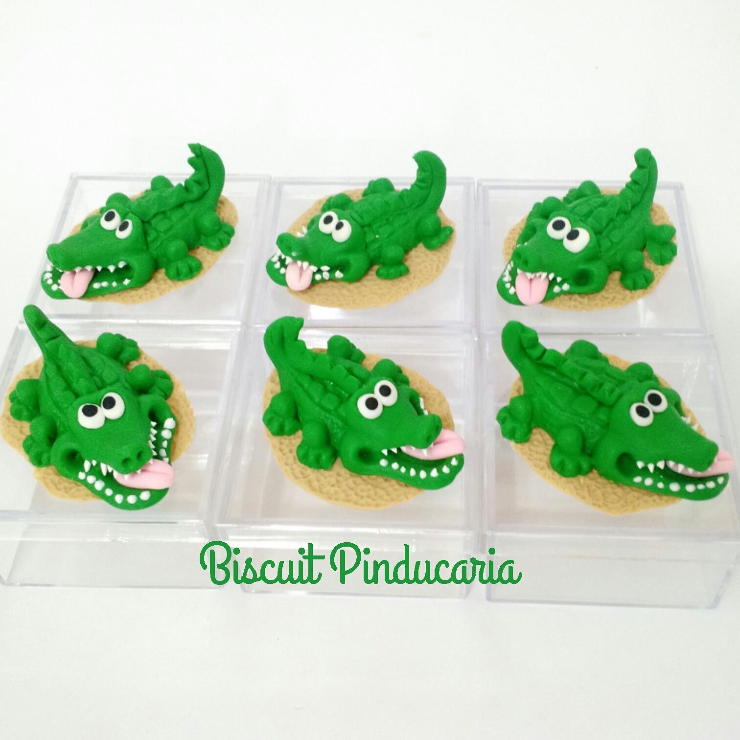 669e83641328e Jacaré Crocodilo   Elo7