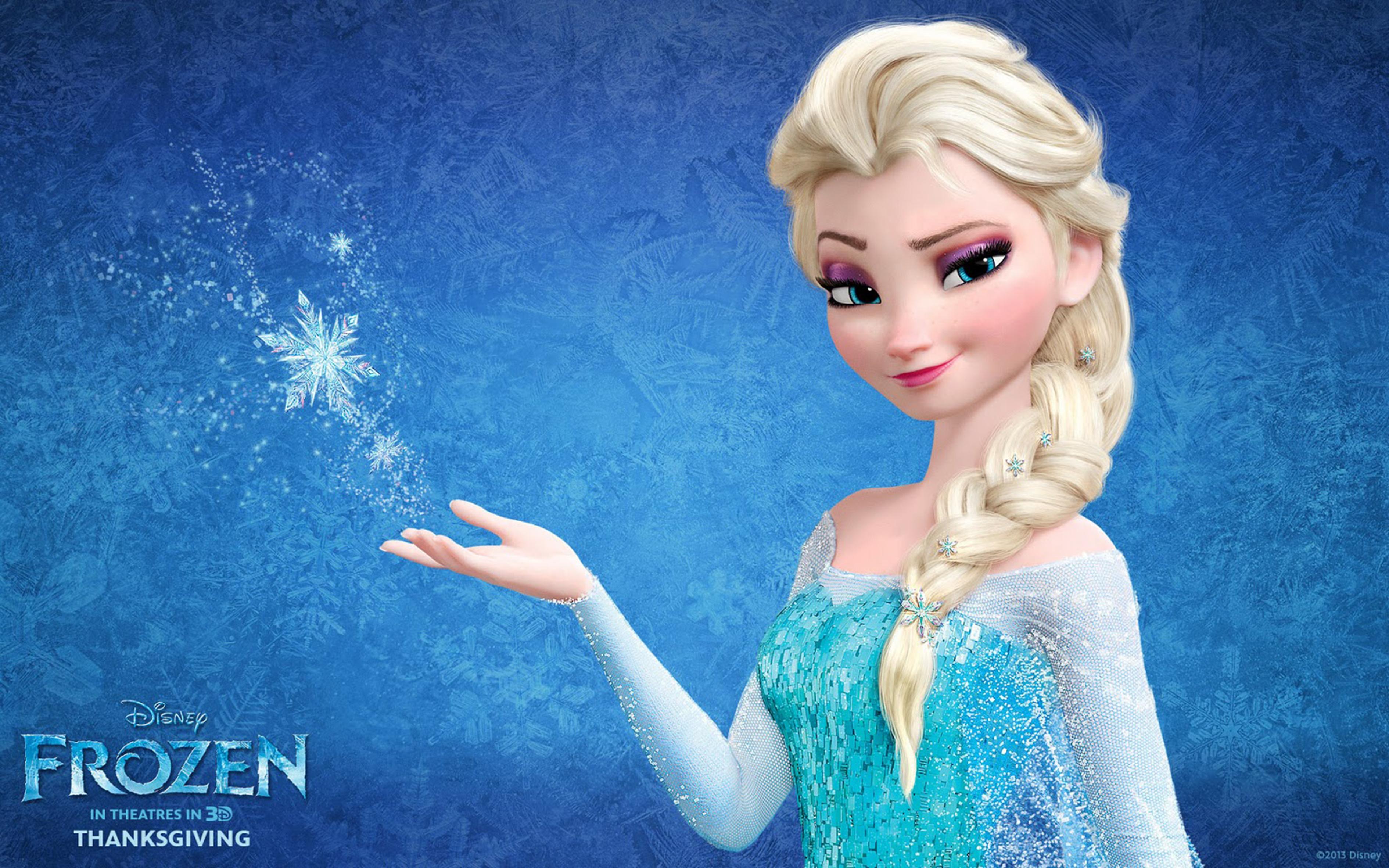 Painel Frozen Princesa Elsa 2x1 No Elo7 Festa Oferta 675371