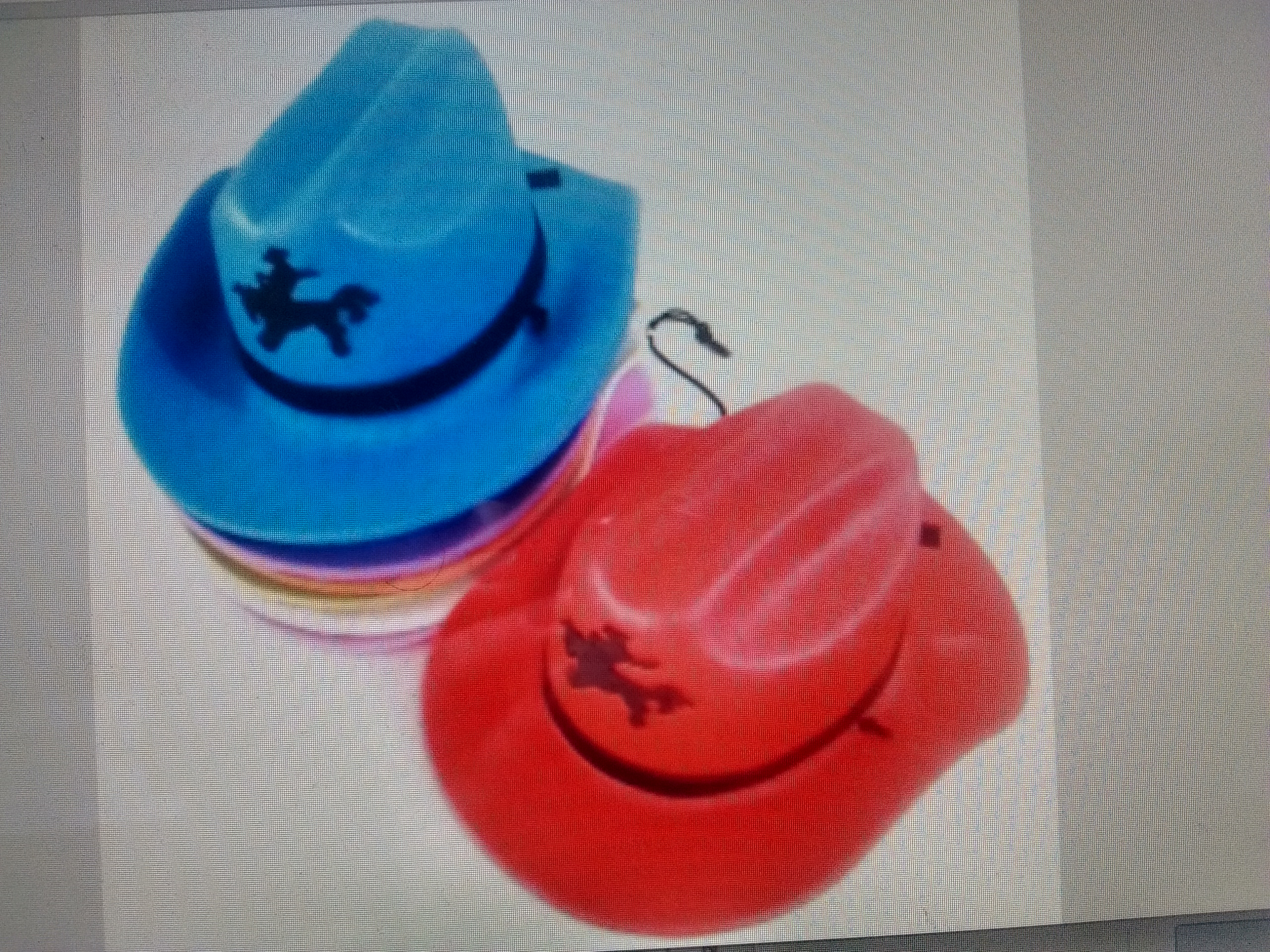 Chapéu cowboy infantil no Elo7  1a640c4494e