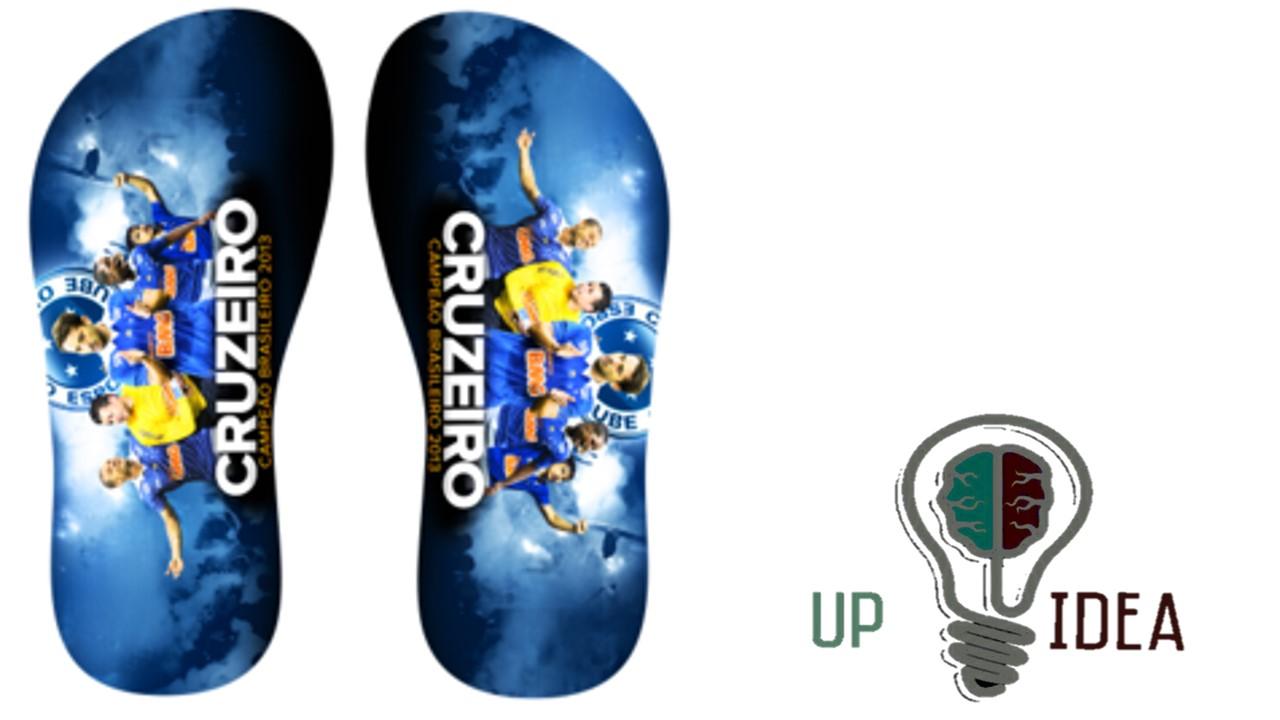 72c2618fe9 Chinelo Cruzeiro