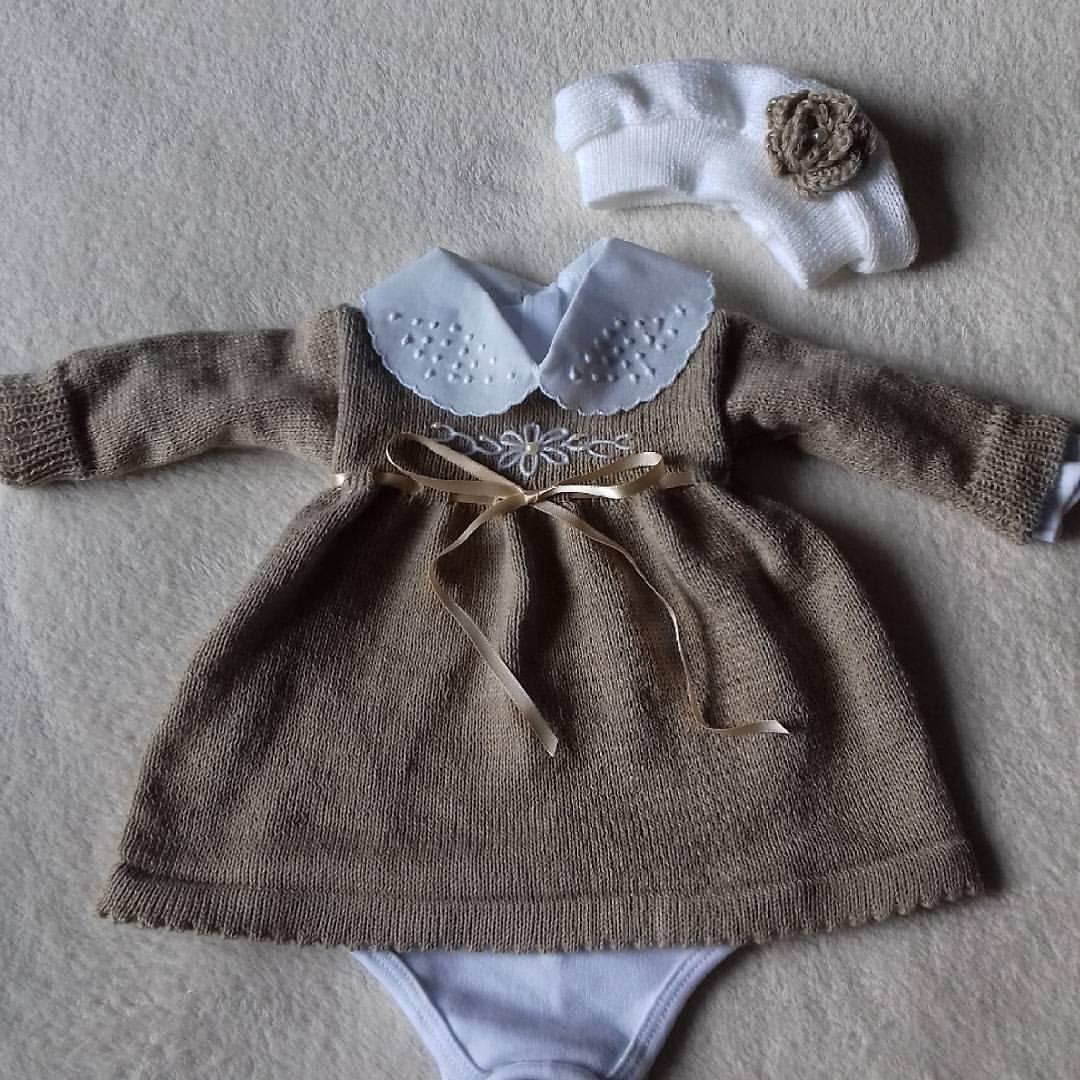 Vestidos de la bebe