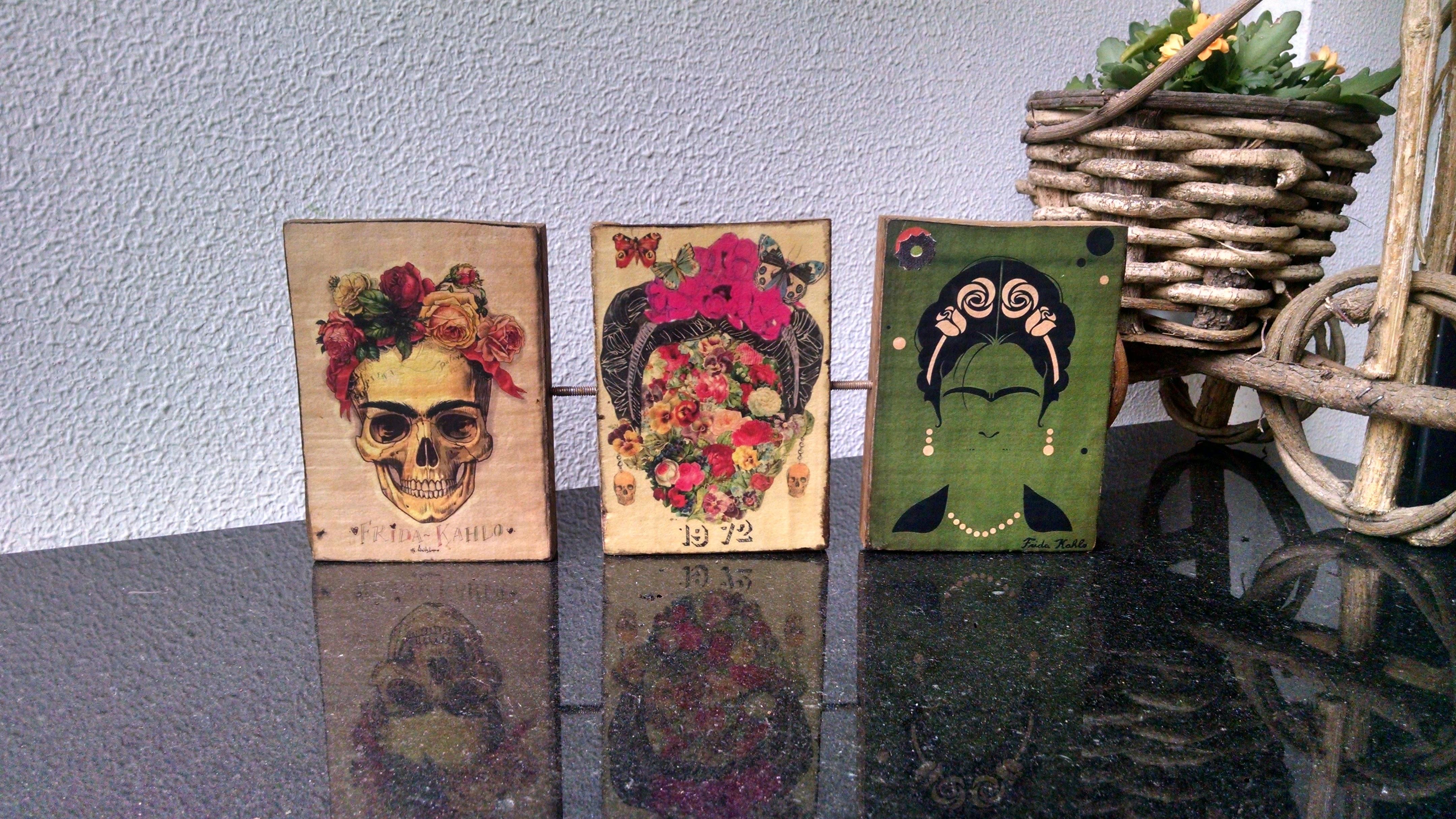f22231b53 Fantasia Inspirada em Frida Kahlo
