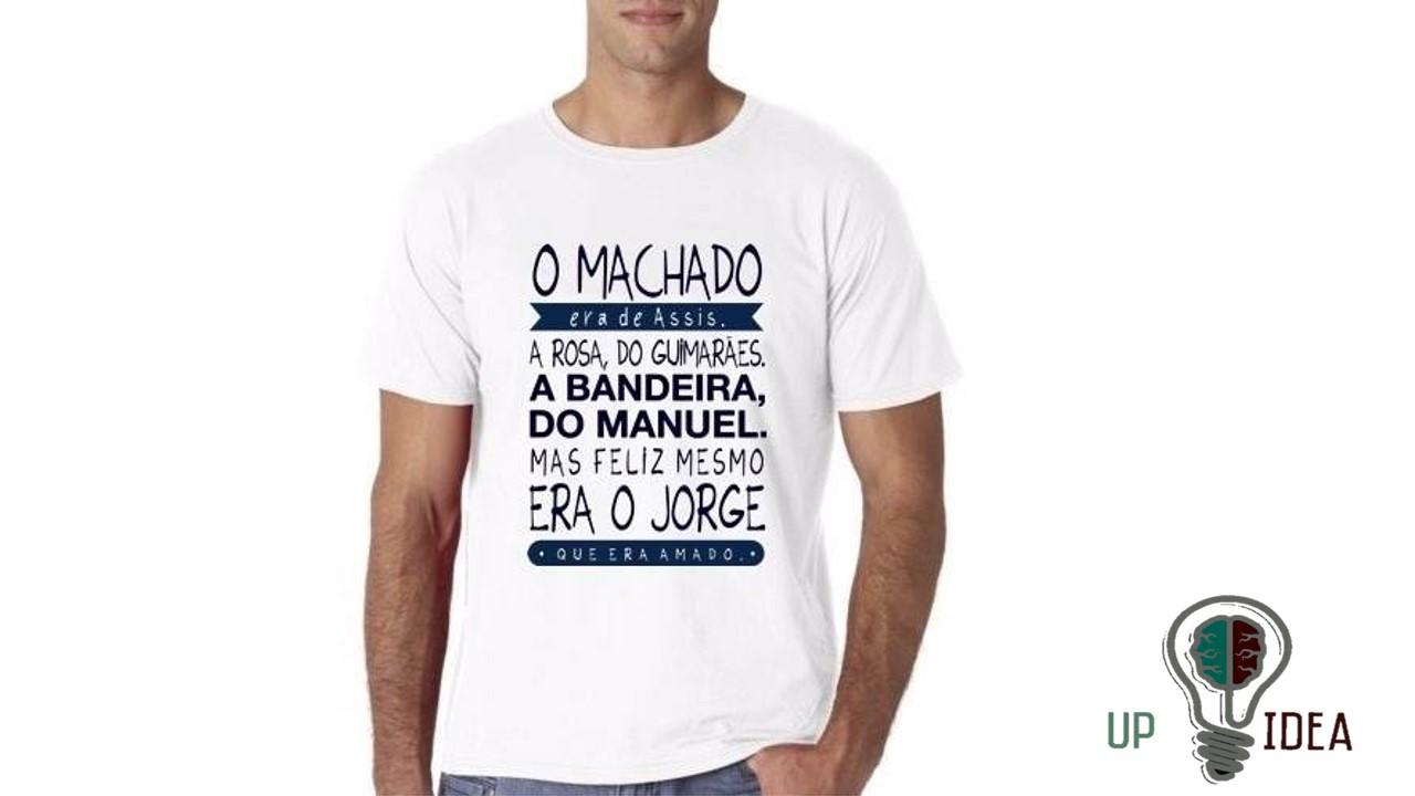 679a72bfc55a5 Camiseta Literatura