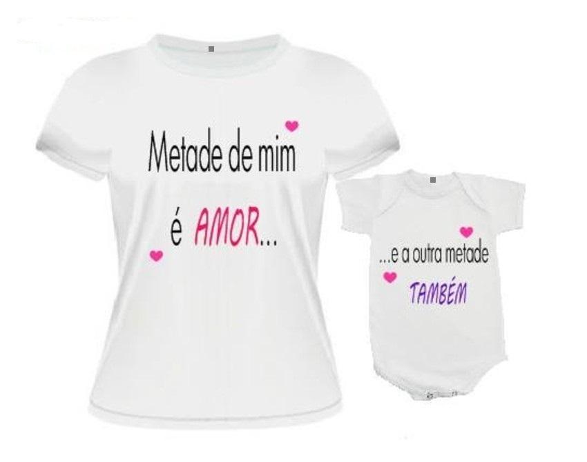 Camiseta Amor Elo7