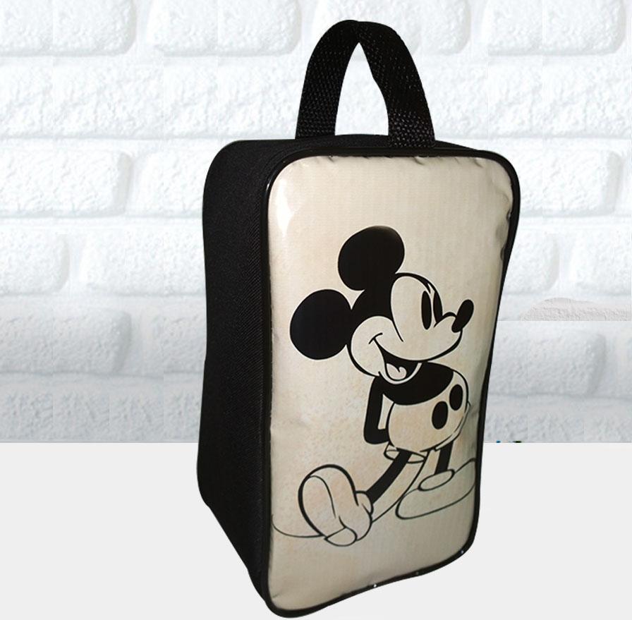 Porta Chuteira do Mickey  ae29e9e4ba230