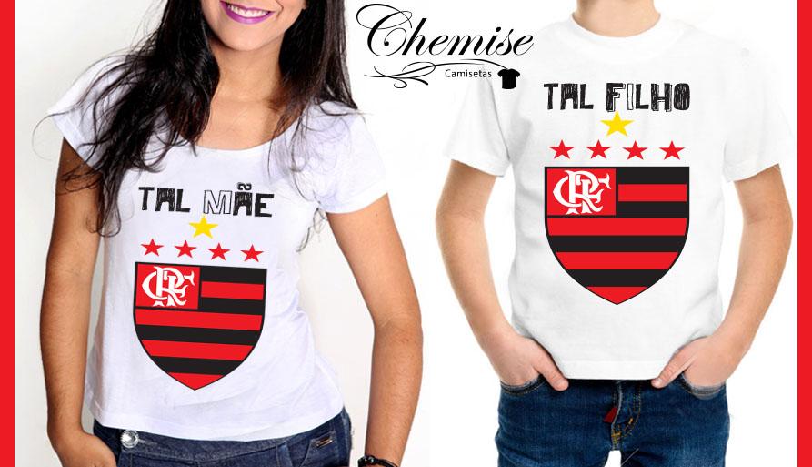 Camiseta Tal Filho Flamengo  0f5114c6cfa1f