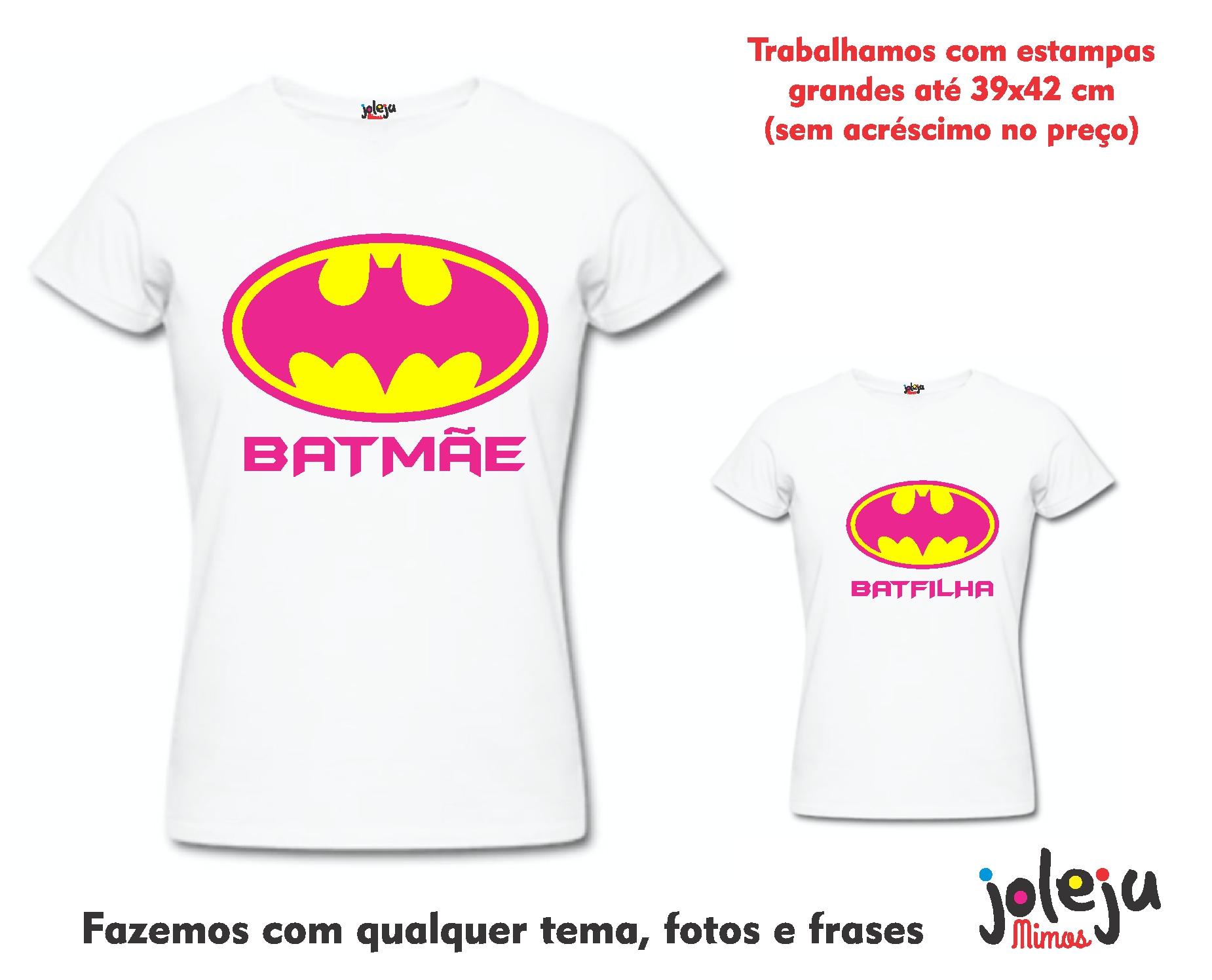 Kit Camisetas Barbie Dia Das Maes Elo7