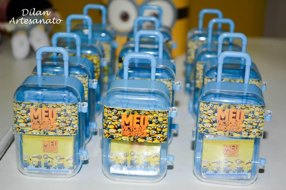 925ed4eeb Mini Maleta personalizada no Elo7 | Dilan Eventos (6C5CA8)