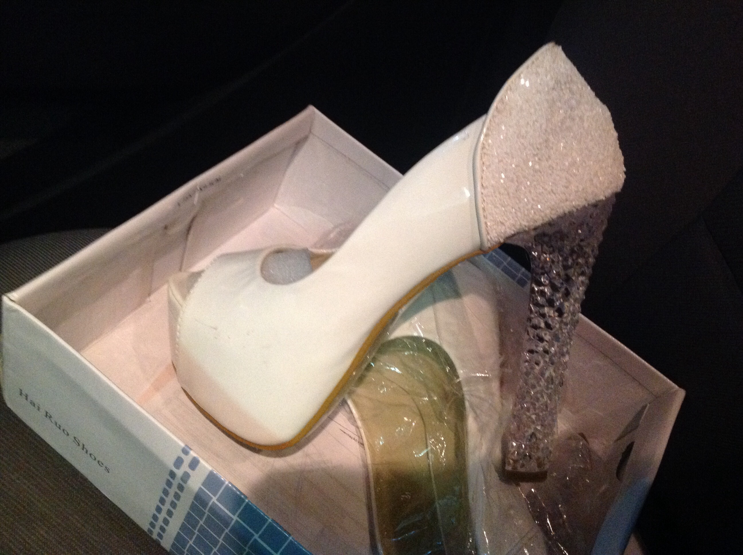 cfc5a6adec Sapatos Noiva sem Salto