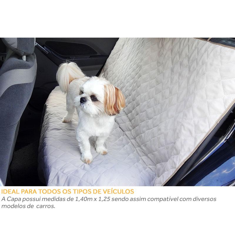 8bd3b9cb2 Capa de Banco de Carro para Pets no Elo7