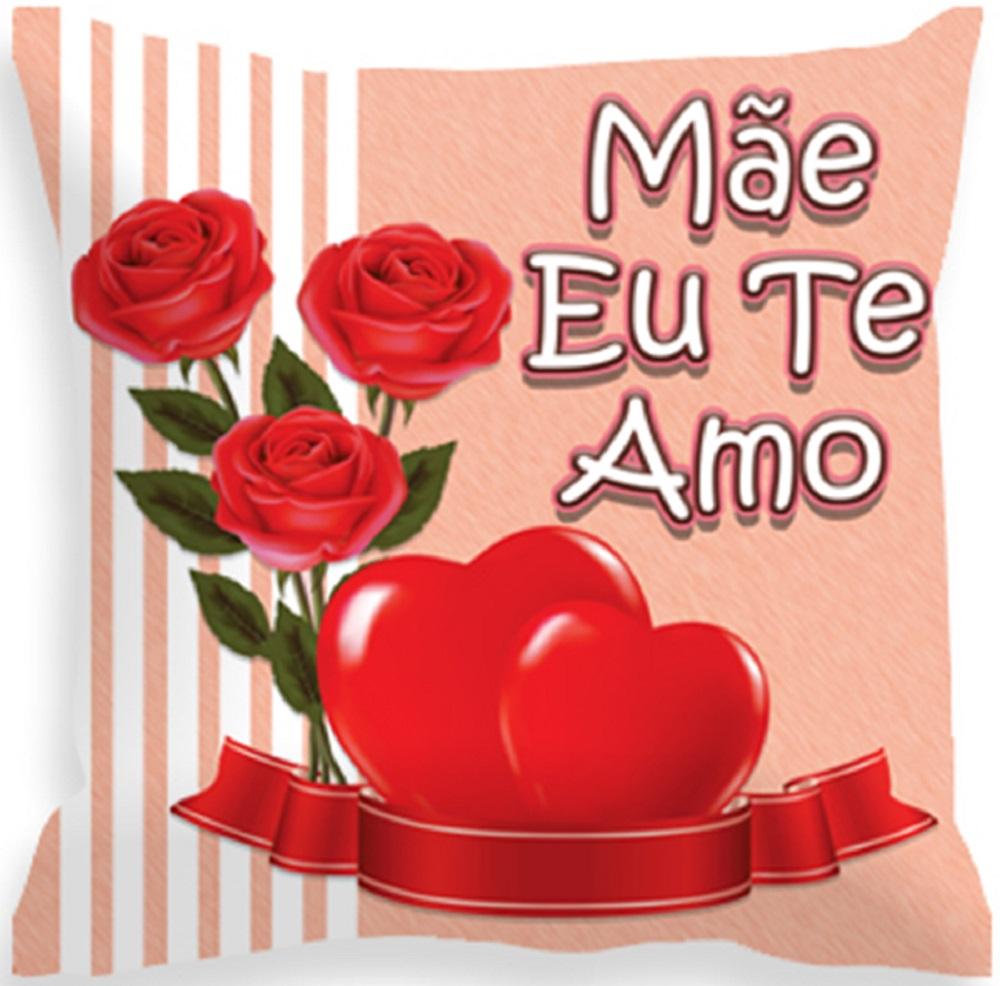 78e4b61aabfe88 Almofada Eu Te Amo Muito | Elo7