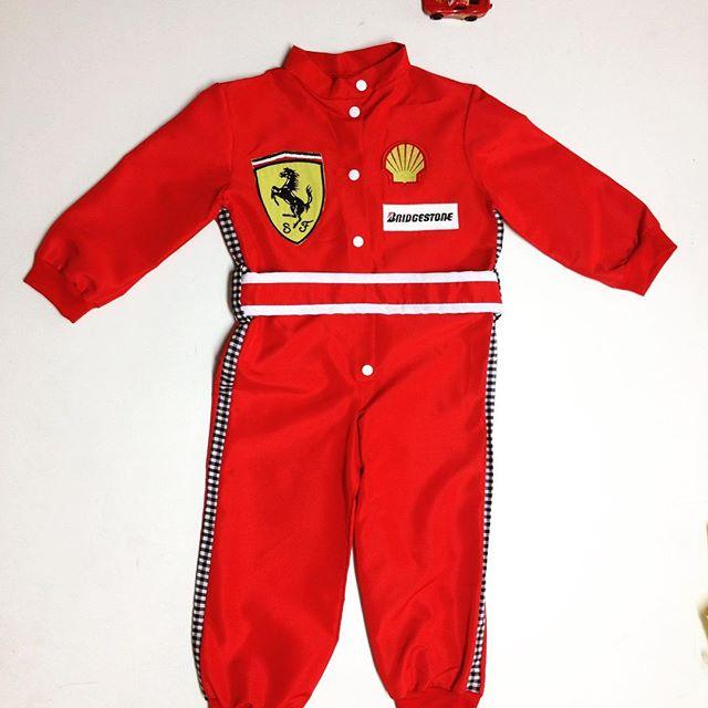 Macacão de Formula 1 para Bebe  72d3c429131
