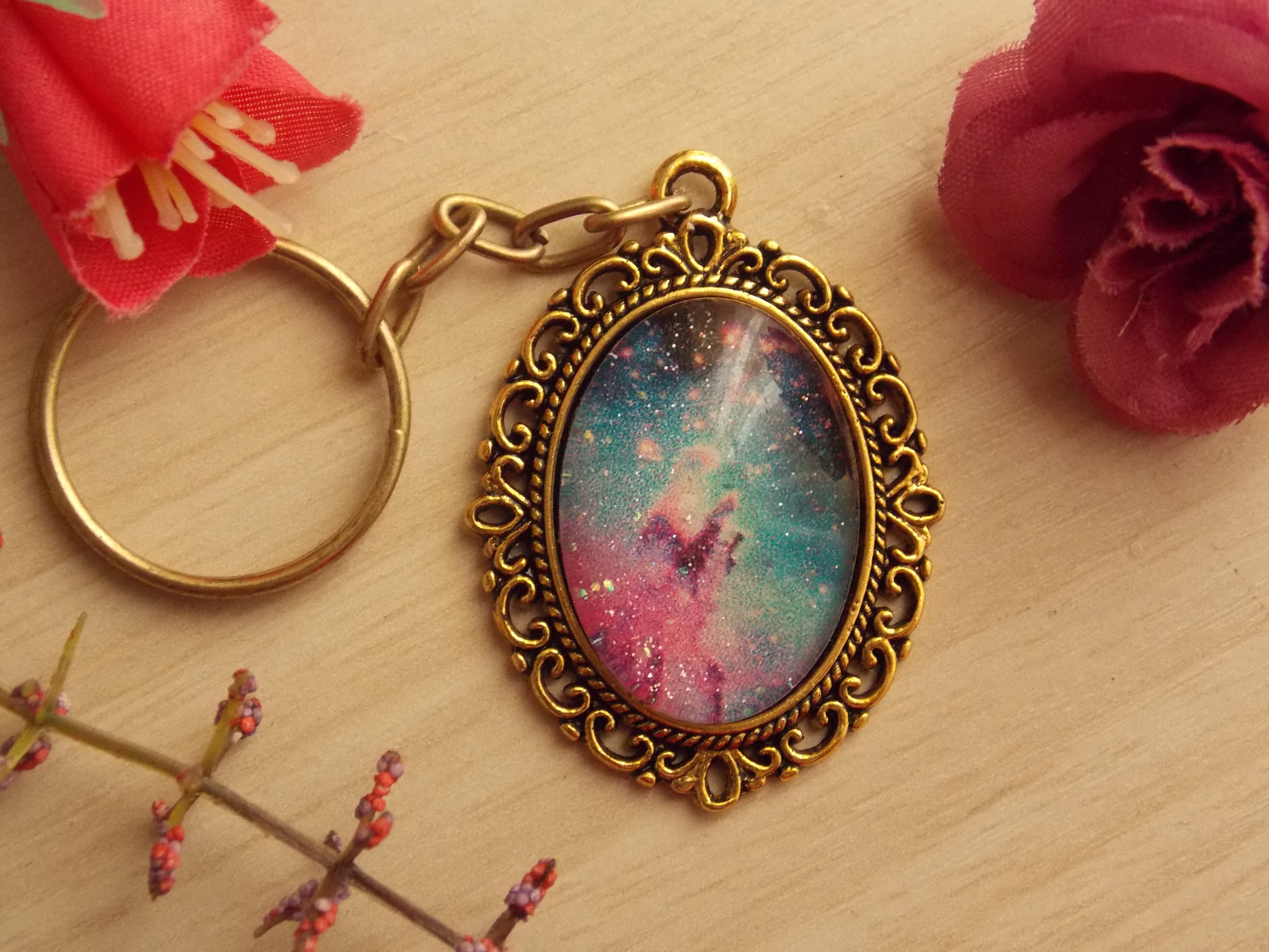 baf69812789 Pulseira de Nebulosa de Omega