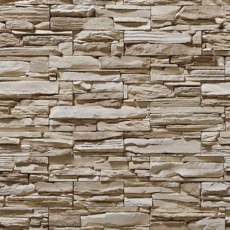 Papel Decorativo Pared Piedra